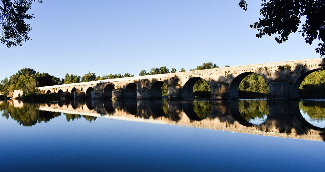 Río Duero en Piragua. Etapa 18