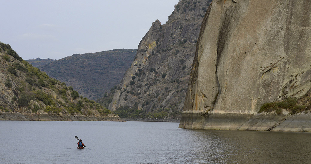 Río Duero en Piragua. Etapa 24