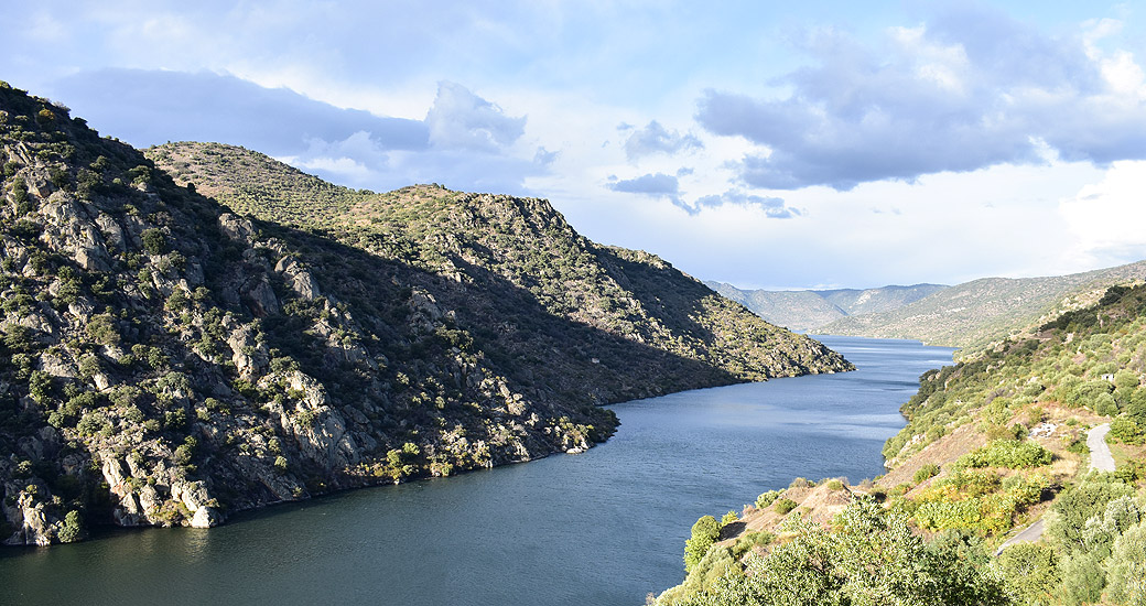 Río Duero en Piragua. Etapa 25