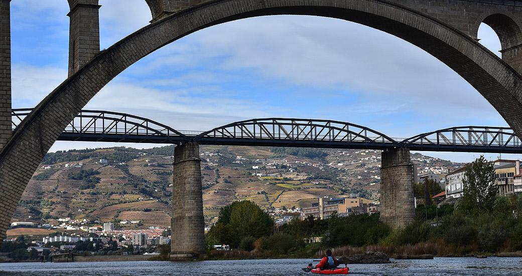Río Duero en Piragua. Etapa 29
