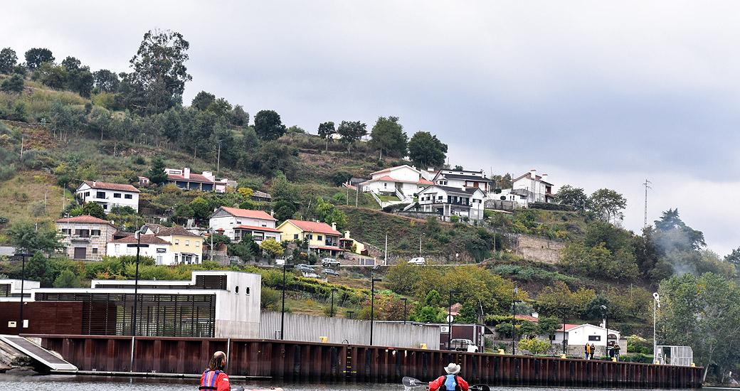 Río Duero en Piragua. Etapa 30