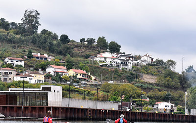 Rede - Esclusa Carrapatelo