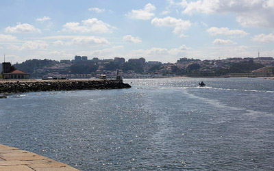 Foz do Sousa (Penafiel) - Porto
